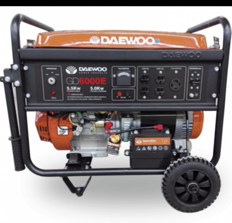 Generador de Energía - Mbaapora